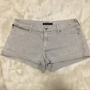 A & F Jeans Shorts